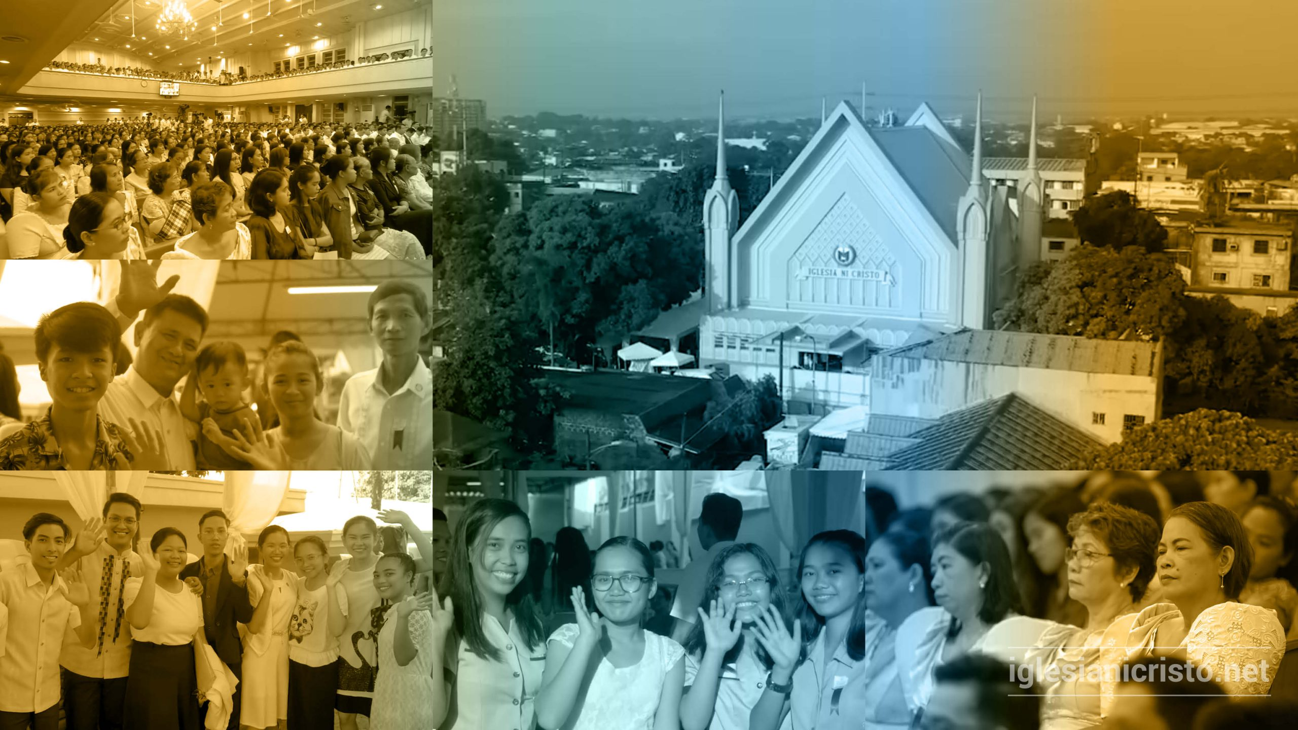 Executive Minister leads worship service to God in Novaliches, Quezon City, Philippines