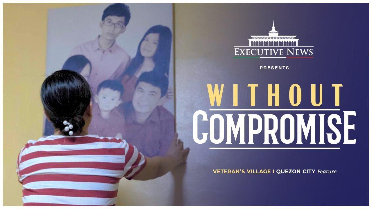 WITHOUT COMPROMISE | Veteran's Village 1, Quezon City