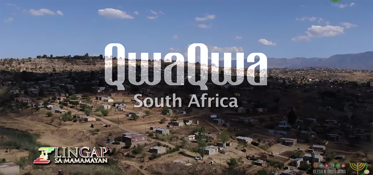 QWAQWA [South Africa] | Lingap Sa Mamamayan