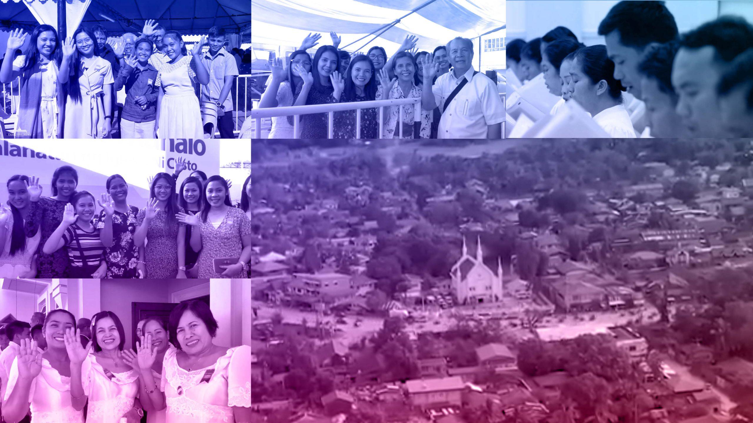 Executive Minister visits brethren in Mamburao, Occidental Mindoro