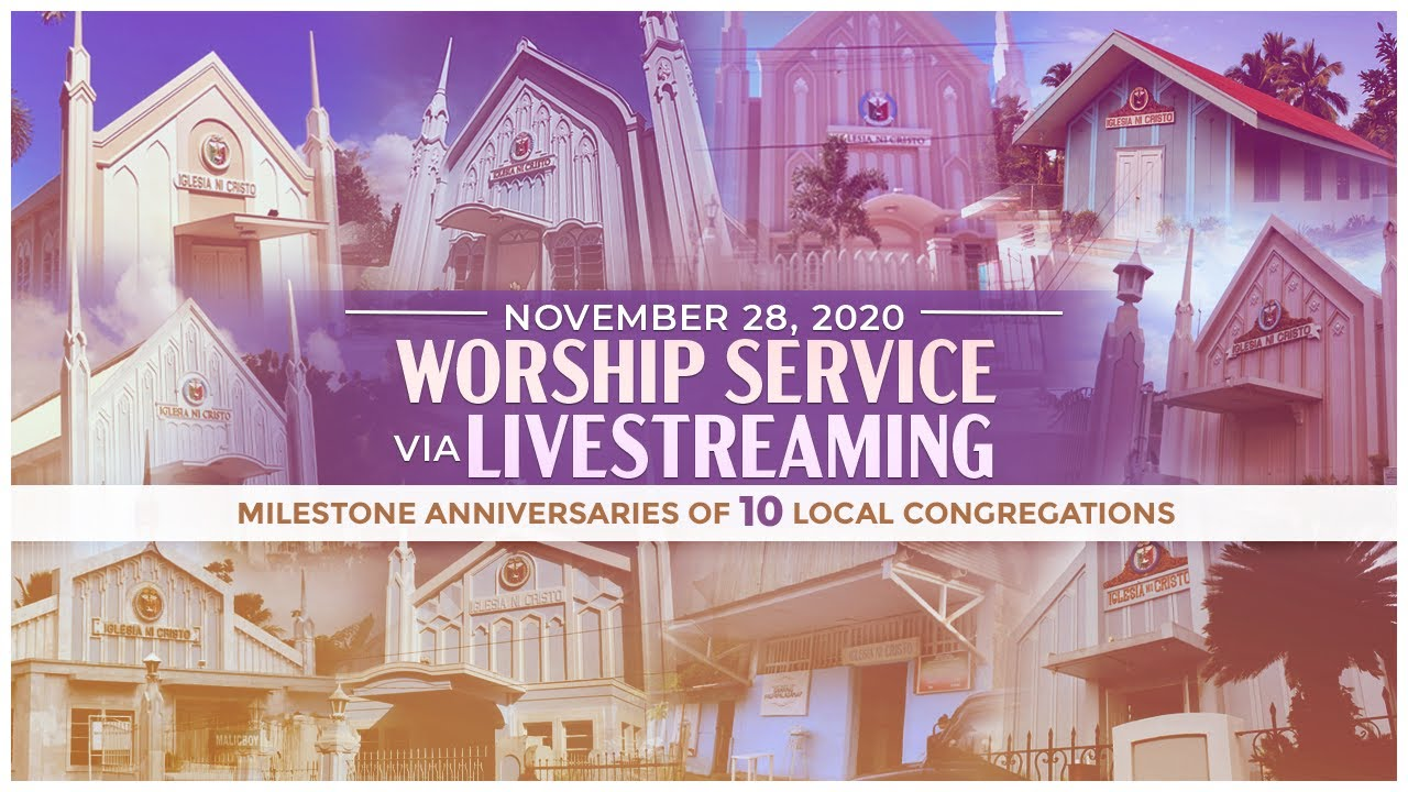 God's Continued Guidance: 10 Local Congregation Commemorate Their Anniversaries