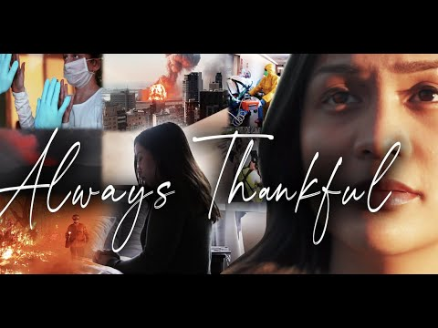 Always Thankful | The conviction of God's true people