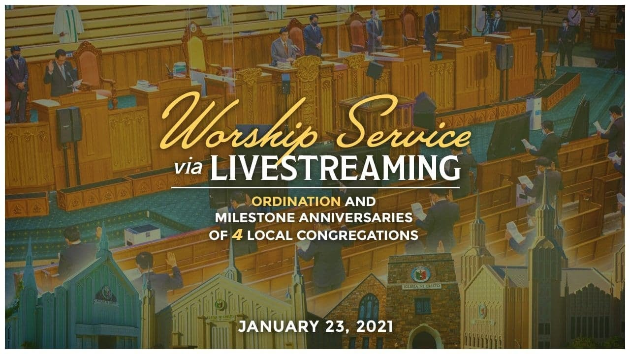 28 ministerial workers ordained and 4 local congregations commemorate anniversaries