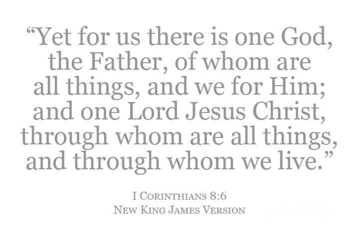 One-God-the-Father