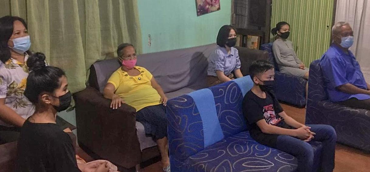 Surigaonon brethren share the true faith