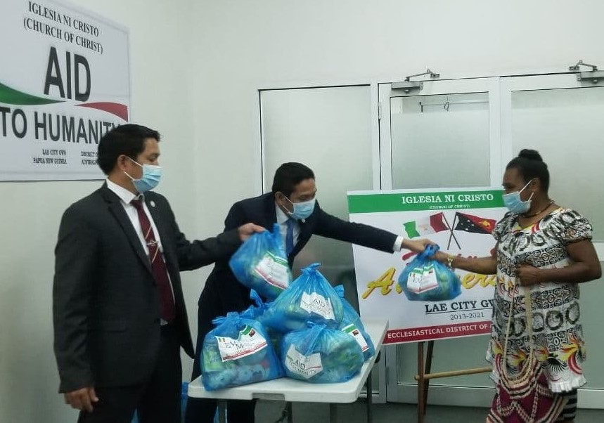 Lae City GWS marks 8th year via Aid To Humanity