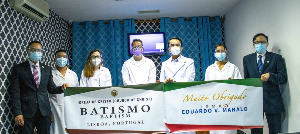Church membership in Lisbon, Portugal keeps growing