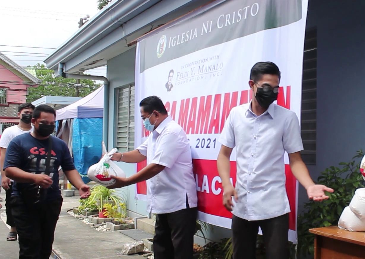 Aid to Humanity reaches Angat, Bulacan