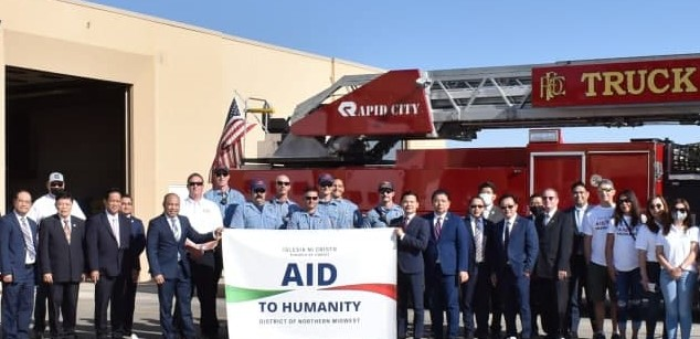 Northern Midwest District holds Aid to Humanity in Rapid City